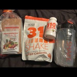 310 Shake Sample Pack